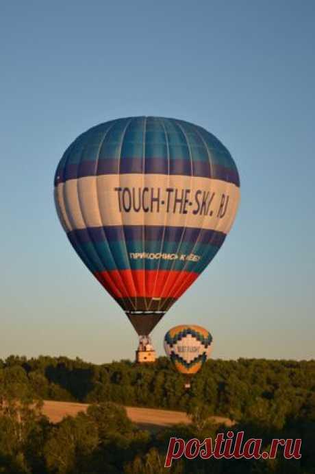 Полет на воздушном шаре в Москве и Московской области от 2980 руб.