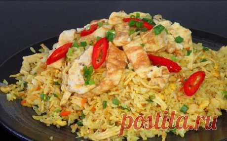 Готовим рис по рецепту из Марокко – вкуснее традиционного плова
