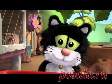 Мультик для детишек-почемучек: Загадки котенка Джесса | NosKurnos.ru