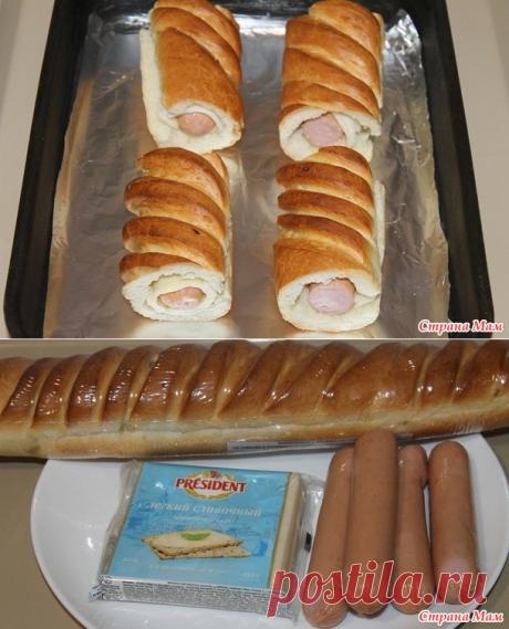 Оригинальные горячие бутерброды. - Люблю готовить - Страна Мам