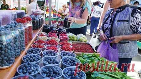 Названы самые полезные ягоды - Новости Mail.ru