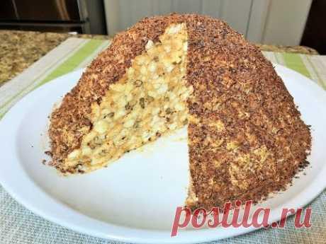 Торт МУРАВЕЙНИК мягкий, пропитанный. Настоящее Праздничное Угощение! Пальчики оближешь.