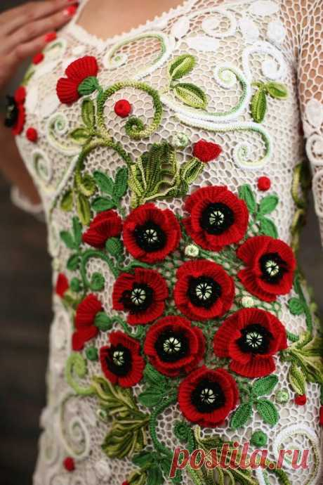 «ОдноклассникиDentelle irlandaise, Crochet et Dentelle» — карточка пользователя Светлана Б. в Яндекс.Коллекциях