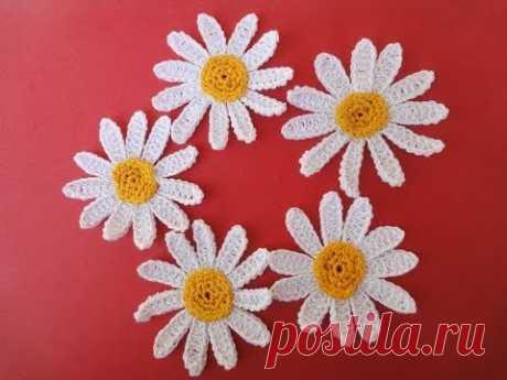 CAMOMILE Crochet CAMOMILE