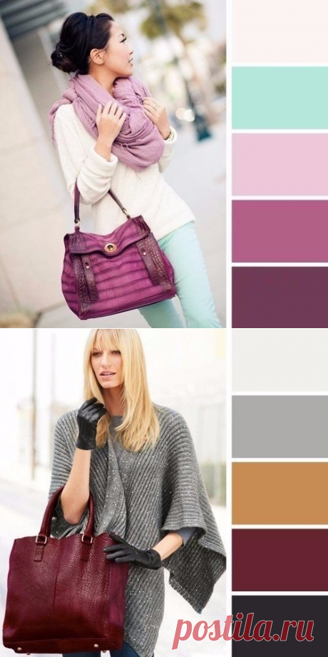 Правильные цветовые палитры