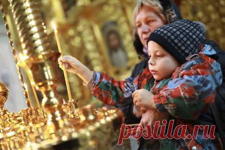 Молитва о внуках для заботливых бабушек и когда ее произносить