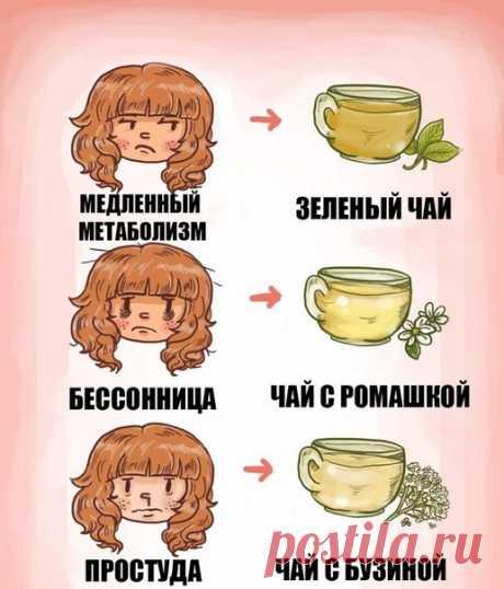В любой непонятной ситуации пей чай