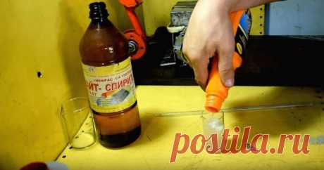 The most powerful getting greasing the hands