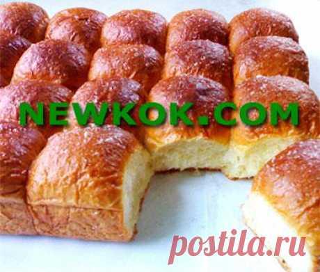 Домашние булочки Кулинарных дел мастер