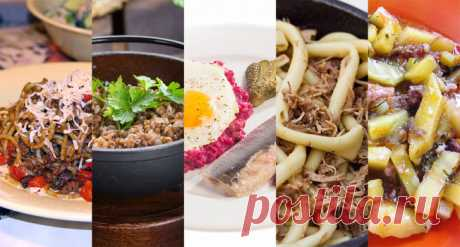 Рецепты с тушенкой – «Еда»