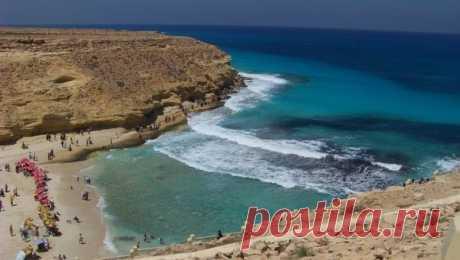 Ageeba Beach - райское место в Египте — Путешествия
