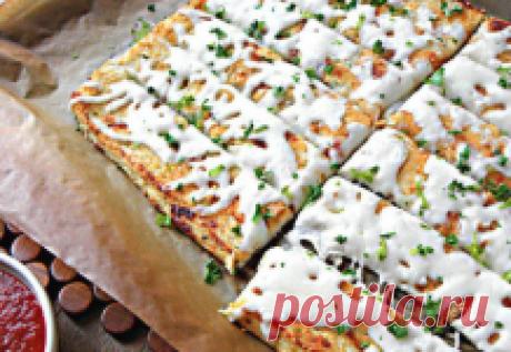 Мы за здоровое питание: «Хлебные» палочки: простой и полезный перекус!