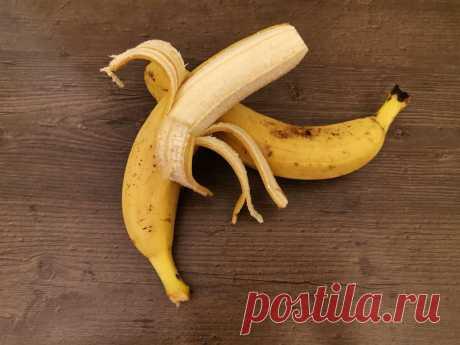 Маска для лица из банана с эффектом лифтинга и нежного пилинга. Делаю два раза в неделю и молодею | Ракушка | Яндекс Дзен
