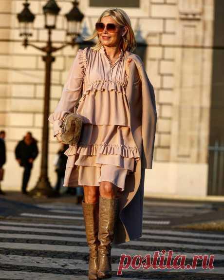 Осенний бохо для неординарных модниц, или что надеть в этом сезоне | Fashion Channel | Яндекс Дзен