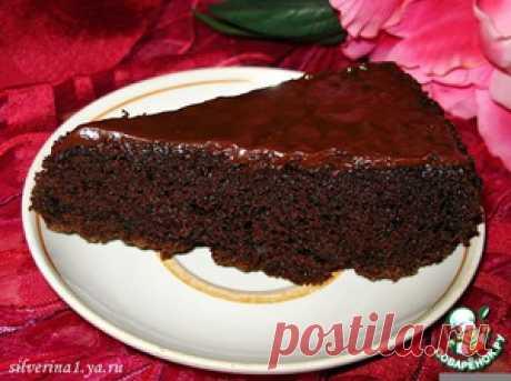 Сумасшедший пирог - кулинарный рецепт
