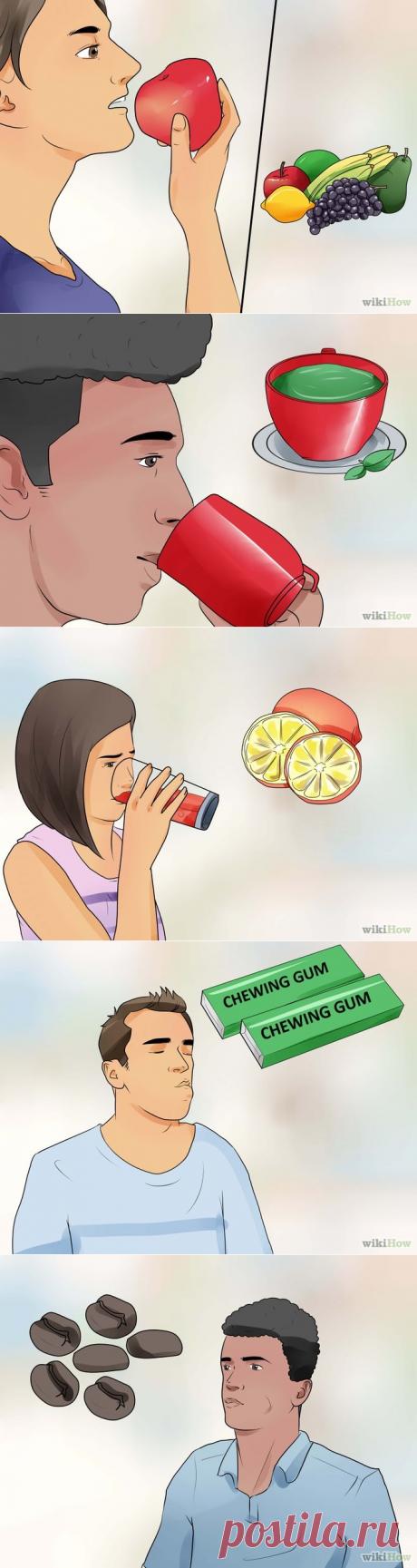 Как избавиться от запаха чеснока или лука изо рта — Всегда в форме!