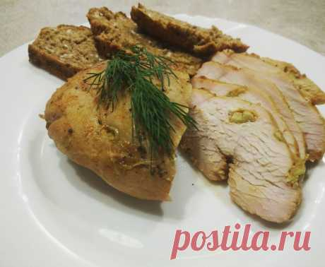 Home-made boiled pork - Simple recipes of Овкусе.ру