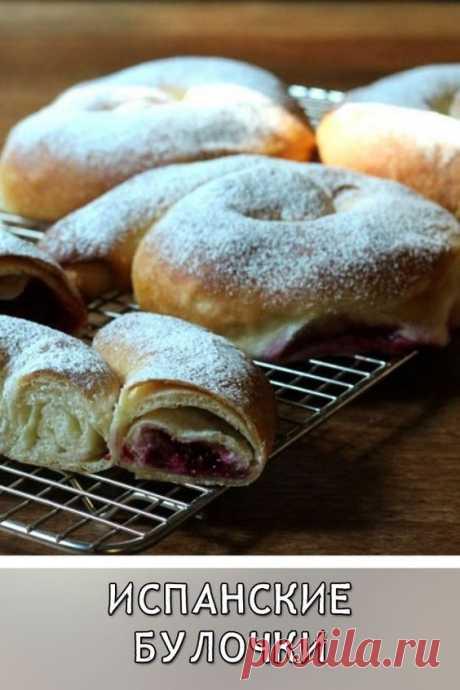 Эти булочки мягкие, нежные и ароматные, замечательный десерт для воскресного завтрака.