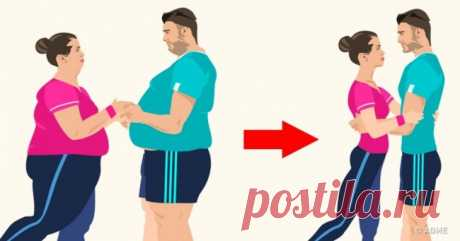 9 exercises for couples which decided to grow thin together | the Darling I the Majority of questions and problems are solved more simply and quicker if you are accepted to them not alone, and with the loved one. It belongs also to fitness: being engaged in it in couple, you support and motivate each other, and at the same time strengthen the relations. Milayaya.ru found 9 effective exercises for those who want to try to train together. Squats by a back to each other That trains: Muscles of a hip, ikronozhna...