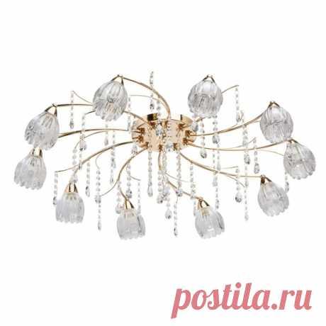 Люстра MW-Light ПОДСНЕЖНИК 294016710 по цене 13110 – купить в Москве в интернет-магазине / Fandeco.ru