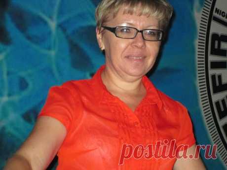 Валентина Закирова