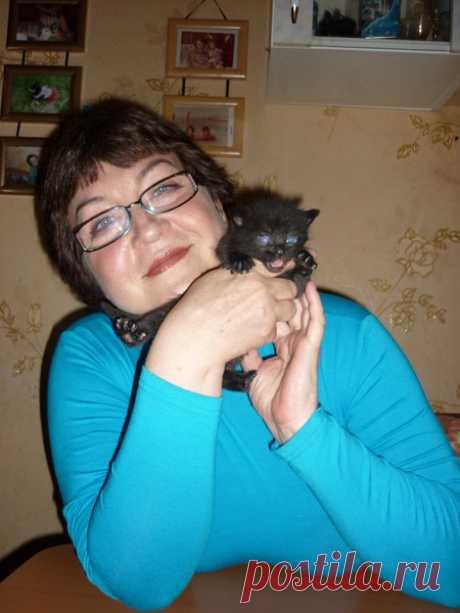 Людмила Фонарева