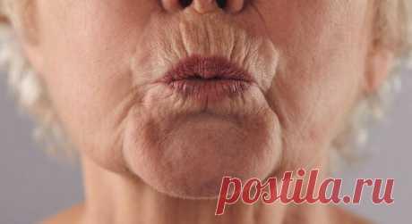 Как убрать морщины над губой. | Косметика TOFFANA | Яндекс Дзен