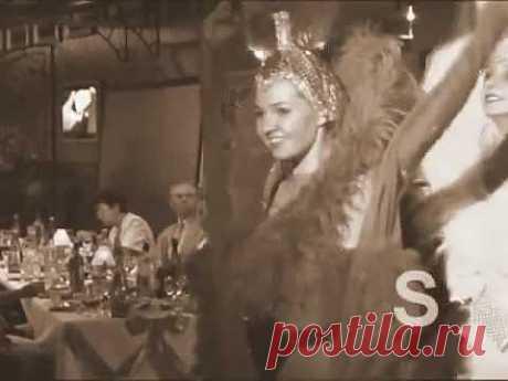 секси шоу на видеосъемке свадьбы