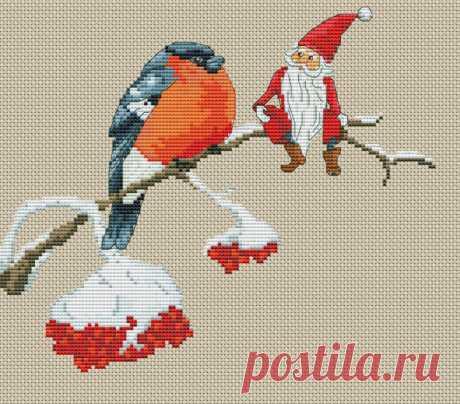 Gallery.ru / Зимние посиделки - Новогоднее - Norsvet