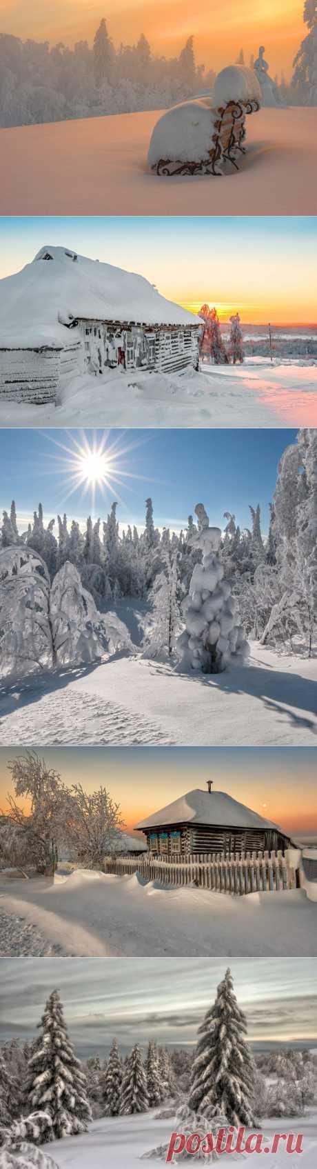 Сказочная зима / Всё самое лучшее из интернета