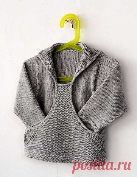 Идеи для вязания маленькой девочке — HandMade
