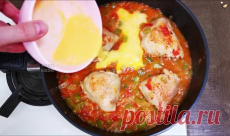 Открыл для себя новый рецепт курицы по-азербайджански «Чыхыртма». Готовил такое впервые, понравилось, делюсь рецептом   MEREL   KITCHEN   Яндекс Дзен