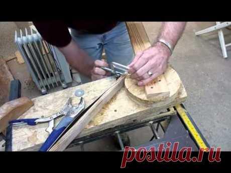 Как согнуть деревяшку при помощи микроволновки