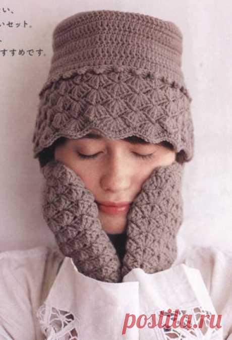 0174 - головні убори - В'язання для жінок - Каталог статей - Md.Crochet