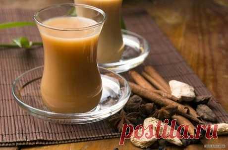 Масала или чай, который полезен во время простуды