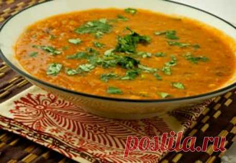 Супы овощные