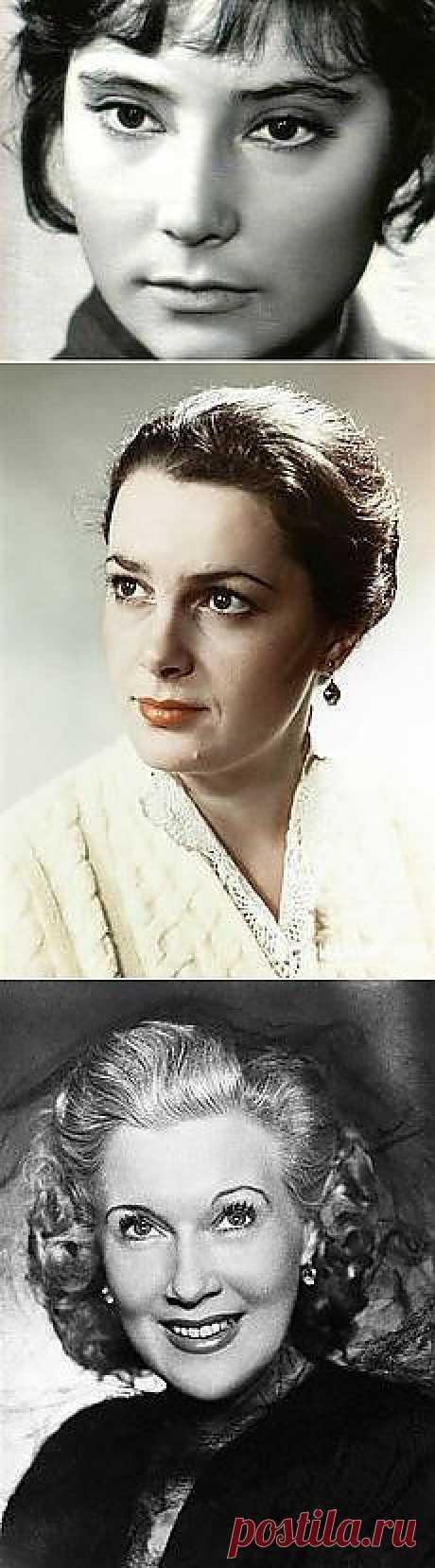 Наталья Угарова: Советский Экран | Постила.ru