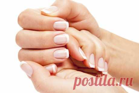 Что нужно, чтобы ногти всегда выглядели ухоженными и были белыми