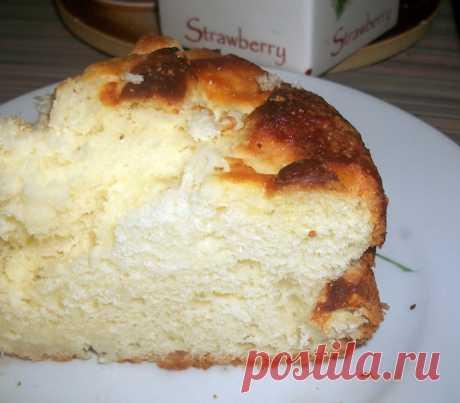 Пирог сахарный с тремя плюсами - медиаплатформа МирТесен