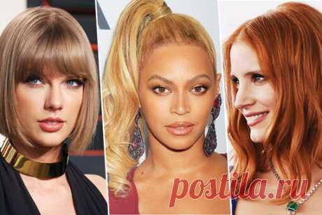 35 самых актуальных трендов в окрашивании волос: не пропусти! Звездные стилисты проанализировали самые стильные образы звезд и назвали 35 оттенков и сочетаний тонов, которые в этом году на пике моды. Дженнифер Лоуренс Чистый платиновый блонд: классика вечна. Бел