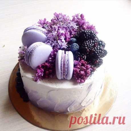 Торт с цветами 100 фото креативного дизайна