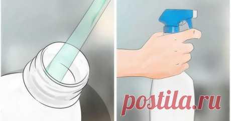 Прекрасная идея, как быстро и легко отмыть сантехнику от водного камня - медиаплатформа МирТесен