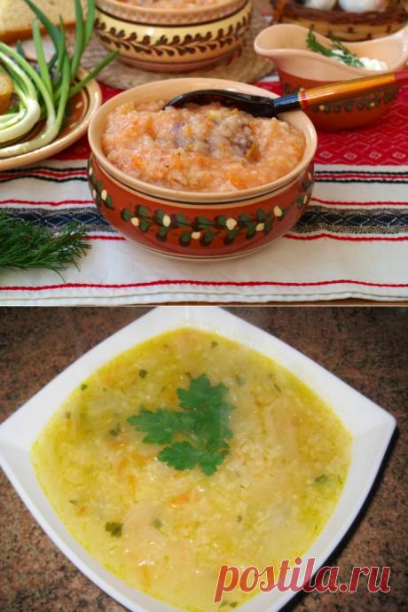 Капустняк с рисом / Простые рецепты