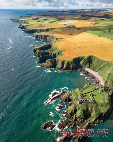 Побережье Шотландии