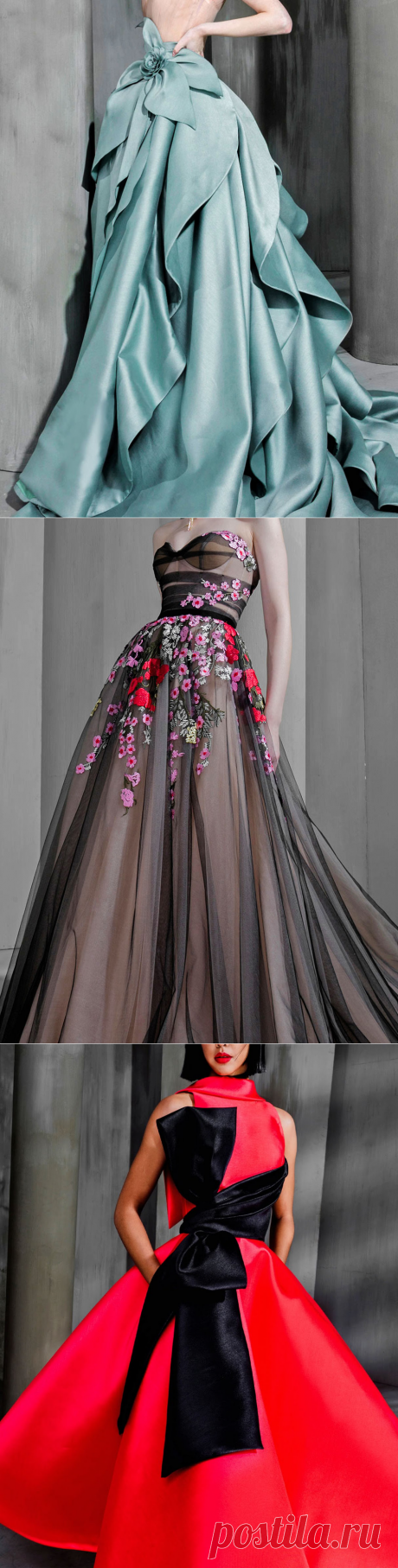 Mark Bumgarner's Fall 2019 couture collection wich will take your breath away