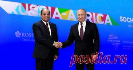 💥5 главных фактов о саммите «Россия — Африка» 2019, который проходит в Сочи Путин уговорил Эрдогана вывести войска из Сирии и собрался продавать нефть и оружие в Уганду.