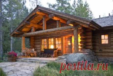 Что делать, если вы хотите деревянный дом: 7 полезных советов – Roomble.com