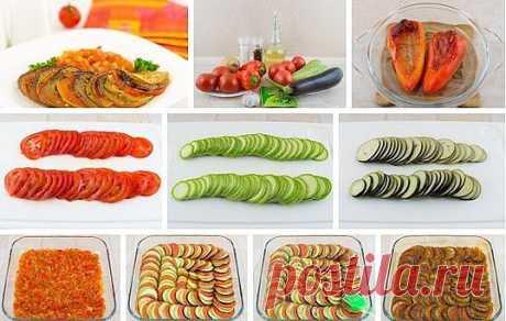 РАТАТУЙ!!! Самое классное блюдо! Должен... / Еда и напитки / для желудка / Pinme.ru / Мария Мельцаева