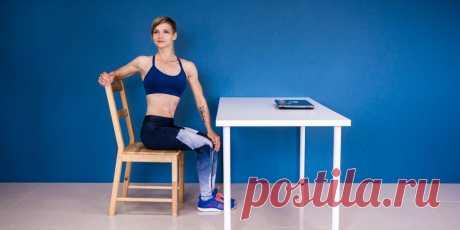 Упражнения для гибкой спины - Лайфхакер