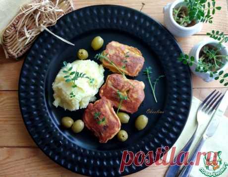 Филе минтая в кукурузном кляре – кулинарный рецепт